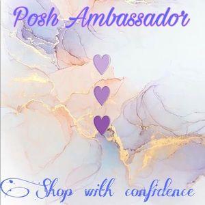 Yay!! I'm a Posh Ambassador! 💜💜💜